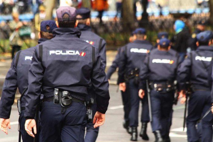 Mann in Puerto del Rosario wegen Gewaltsamen Raubes verhaftet Archivbild