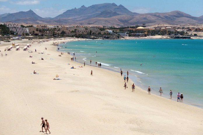Fuerteventura Urlaub in Costa Calma