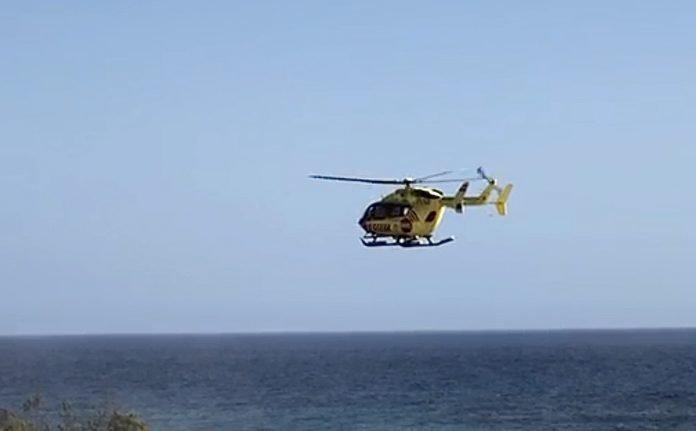 Fuerteventura: Mann am Strand von Cofete vor dem Ertrinken gerettet