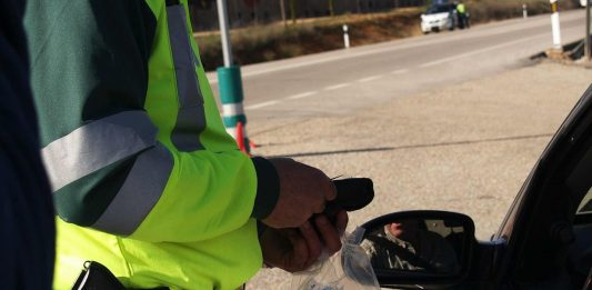 Guardia Civil verhaftet betrunkenen Autofahrer auf Fuerteventura