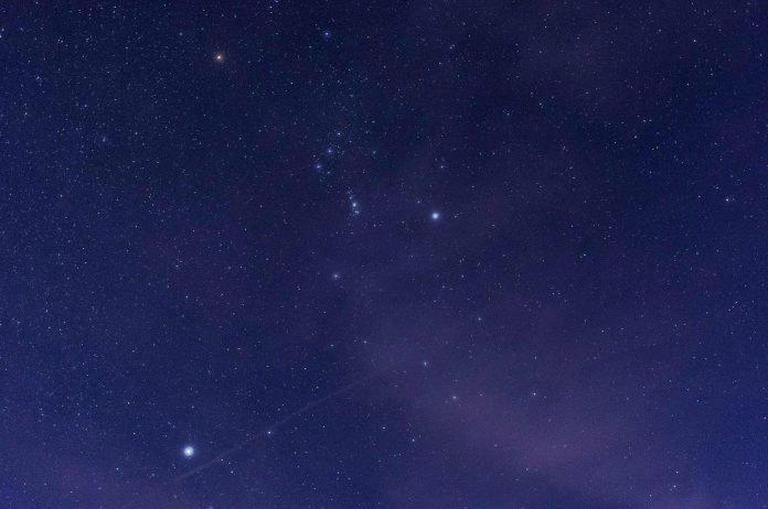 Geminiden - Sternschnuppen über Fuerteventura