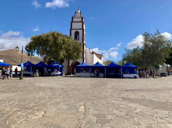 Weihnachtsmarkt am 6. Dezember in Tetir bei Puerto del Rosario