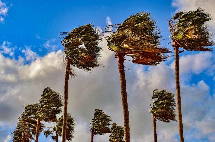 Unwetterwarnung am Mittwoch wegen Sturm auf Fuerteventura