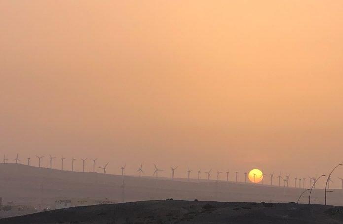 Calima und steigende Temperaturen auf Fuerteventura